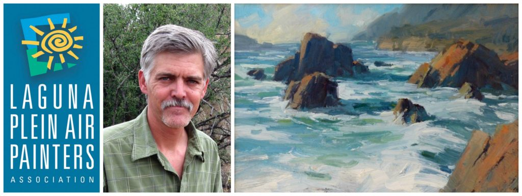 Laguna Plein Air Signature Artist Bill Cramer
