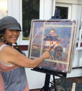 Artist Showcase: Hai-Ou Hou