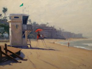 Laguna Plein Air Invitational Artist Jacobus Baas