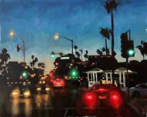Night Patterns by Jennifer Diehl