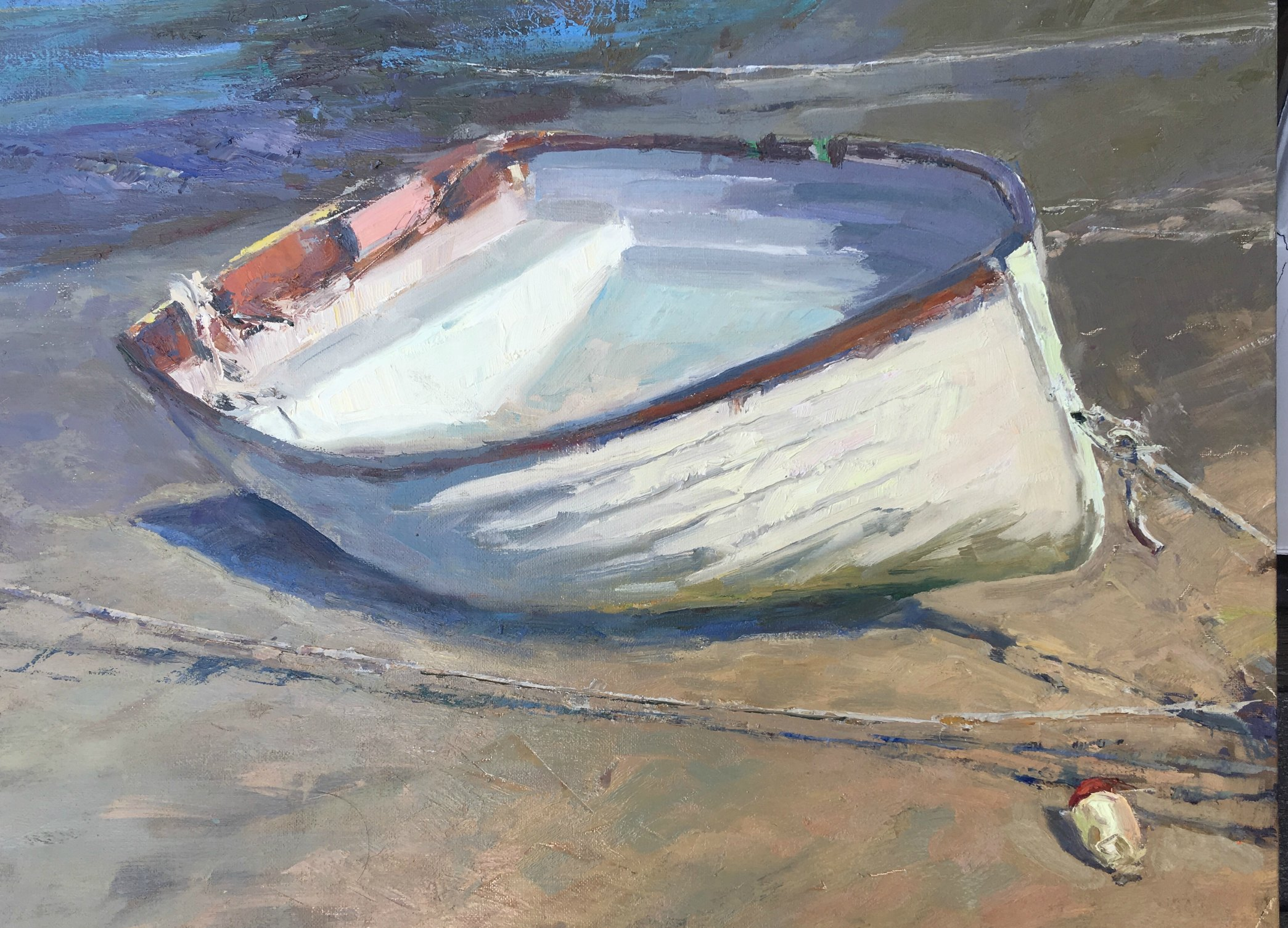 Laguna Plein Air Invitational Artist Jeff Horn