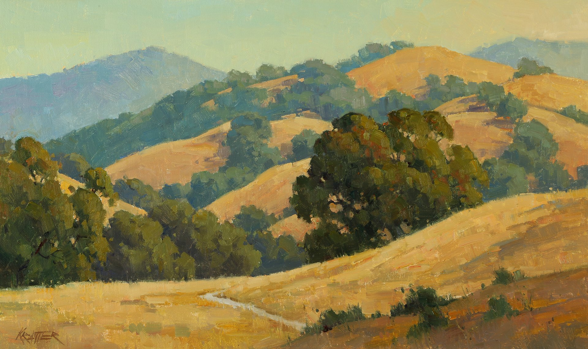 Laguna Invitational Artist Paul Kratter