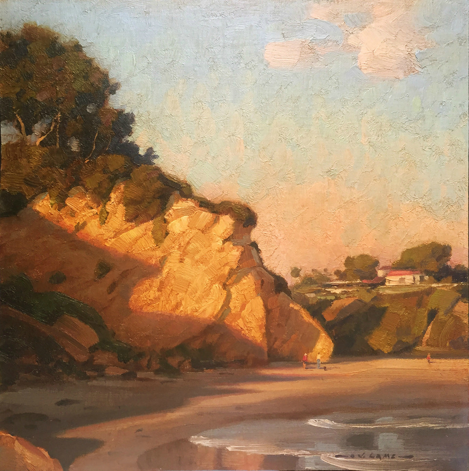 Laguna Invitational Artist Jim Lamb