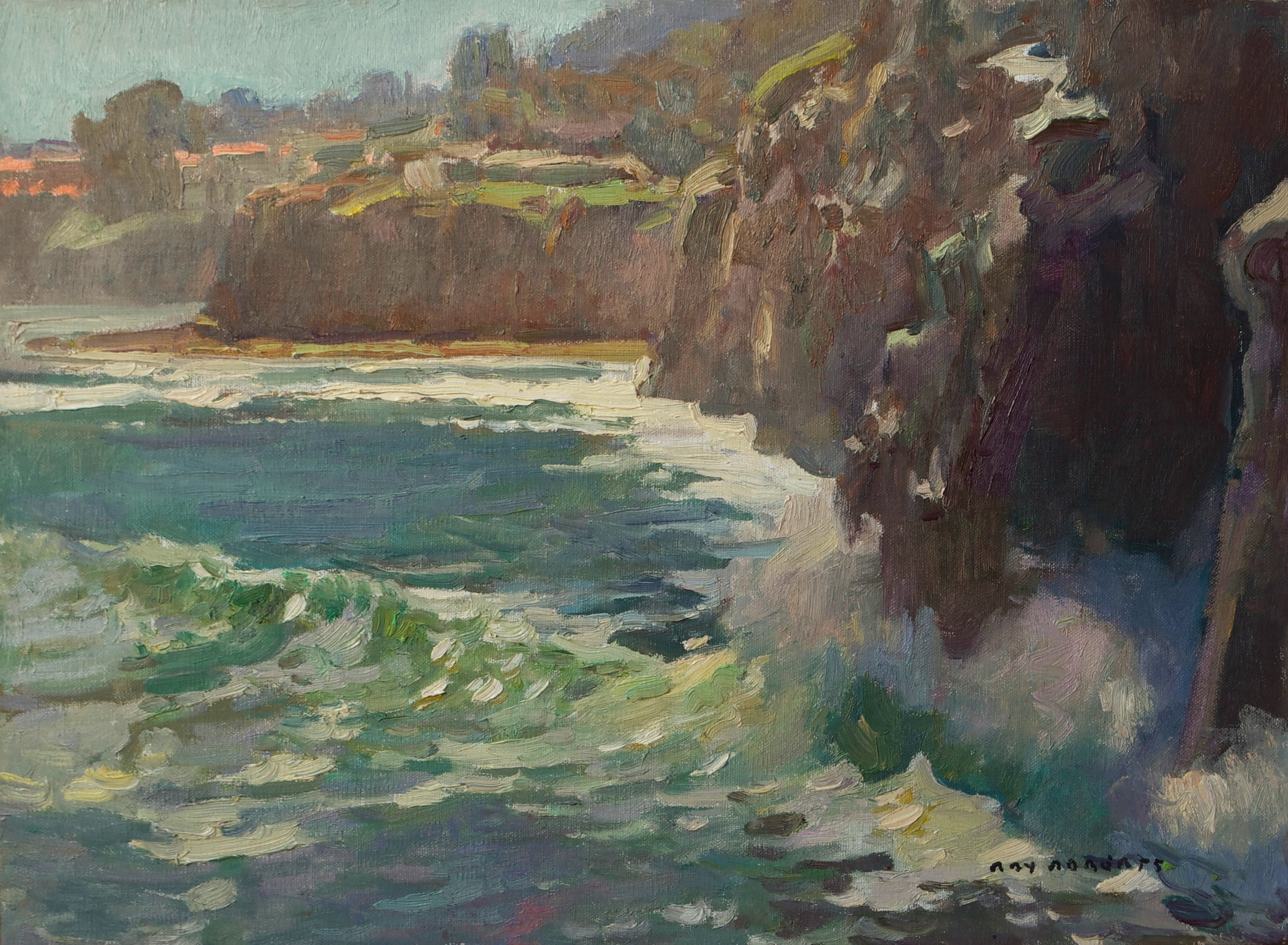 Laguna Invitational Artist Ray Roberts