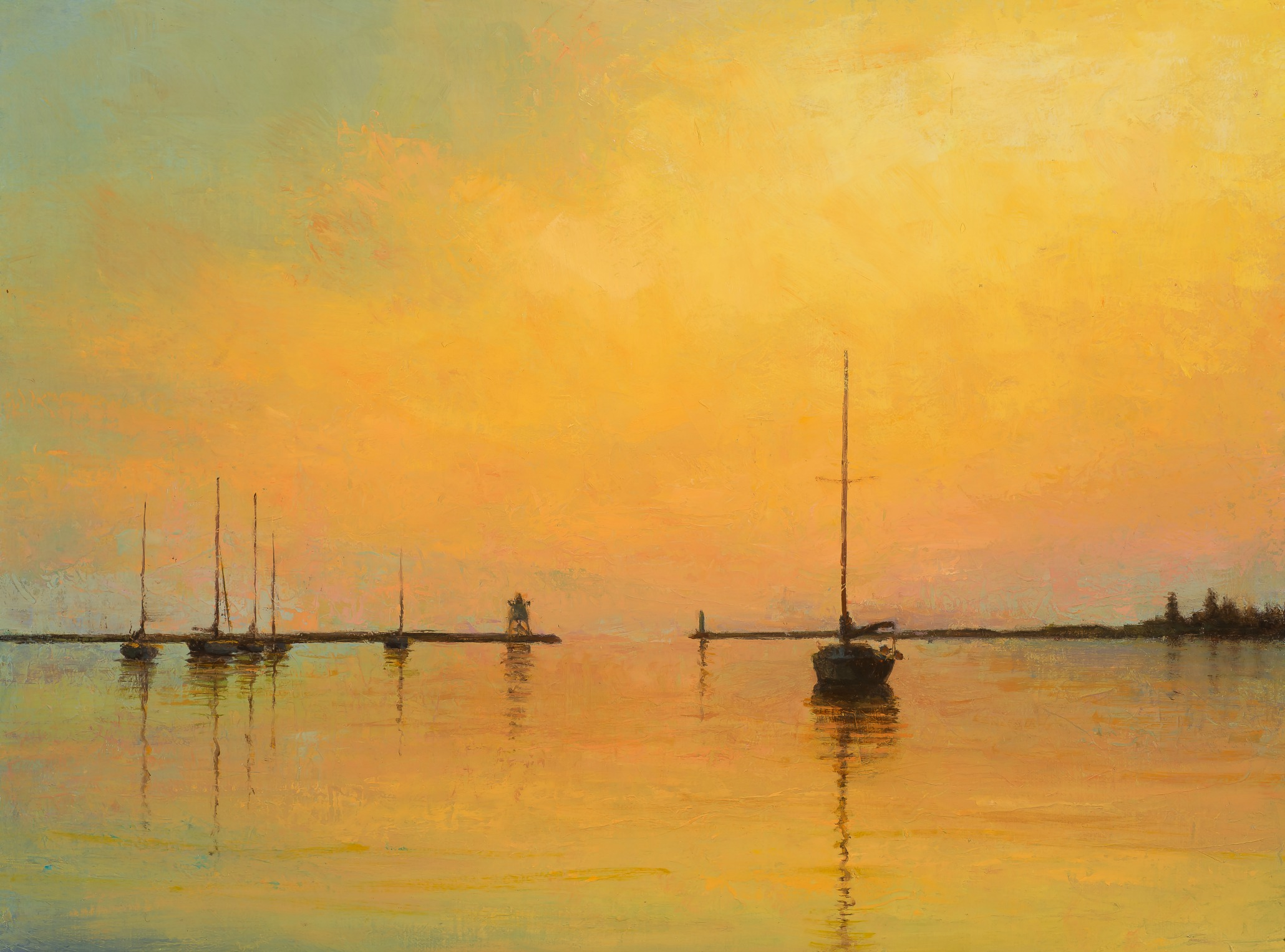 Laguna Plein Air Invitational Artist Carl Bretzke