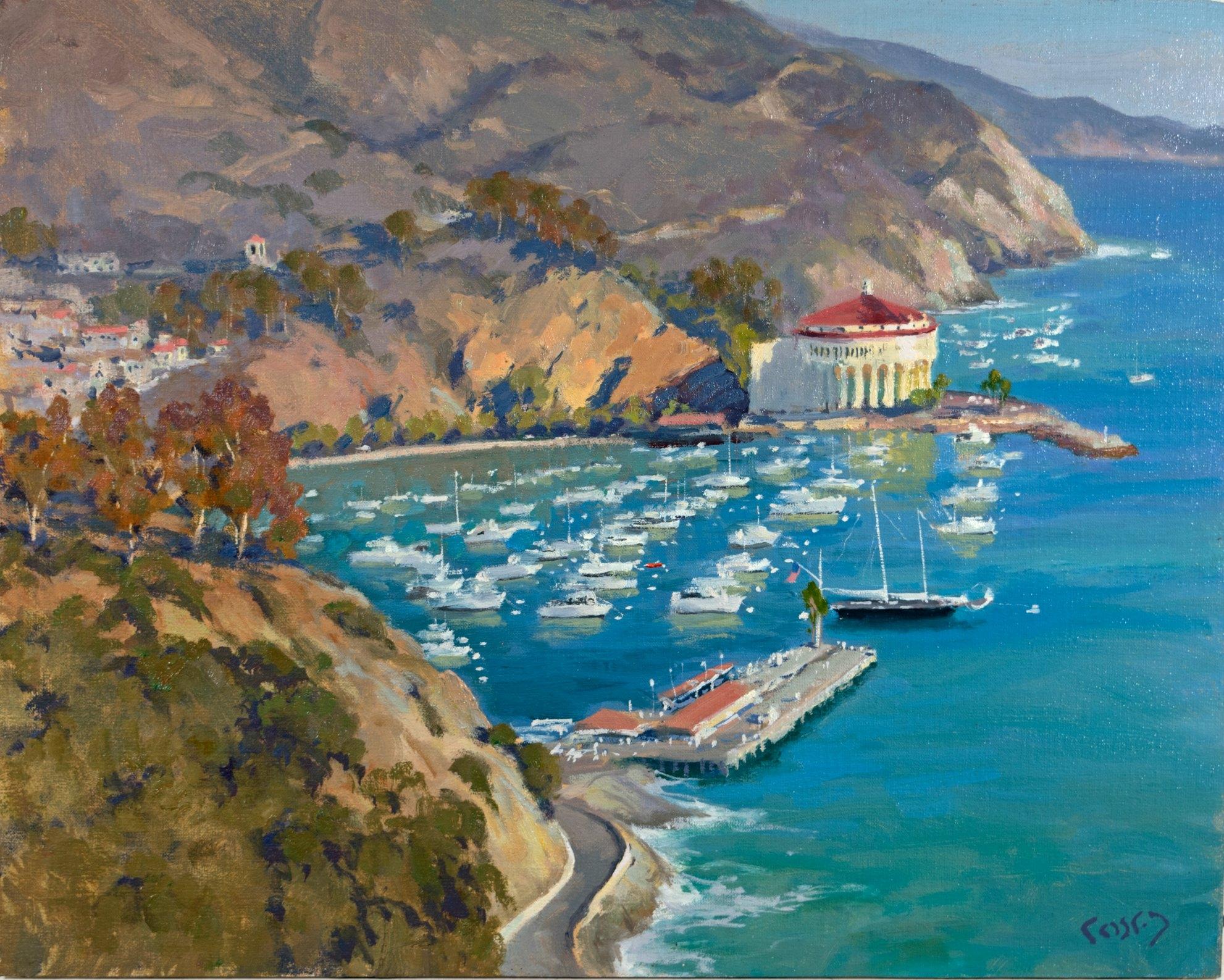 Laguna Plein Air Invitational Artist John Cosby