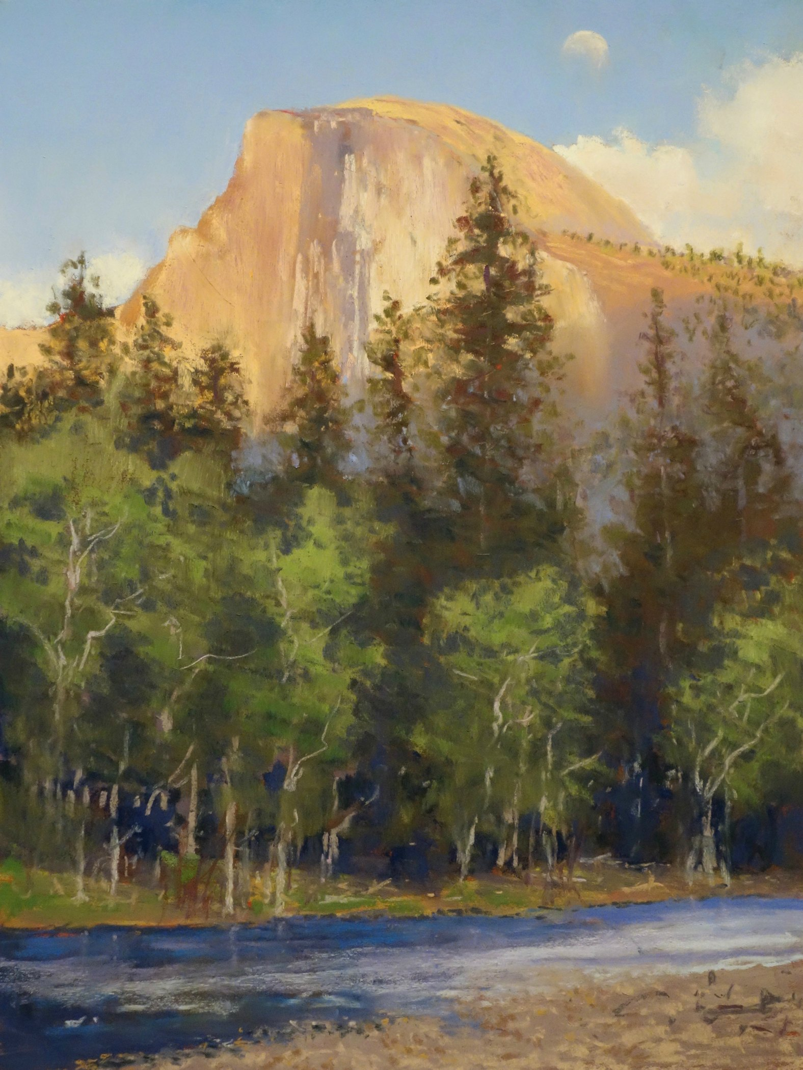 Laguna Plein Air Invitational Artist Clark Mitchell