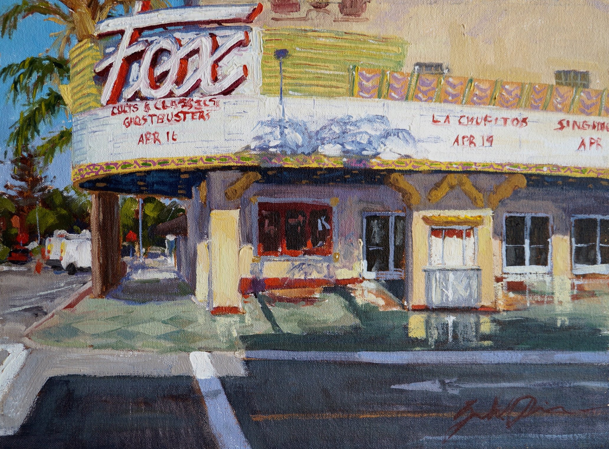 Laguna Plein Air Invitational Artist Scott W. Prior