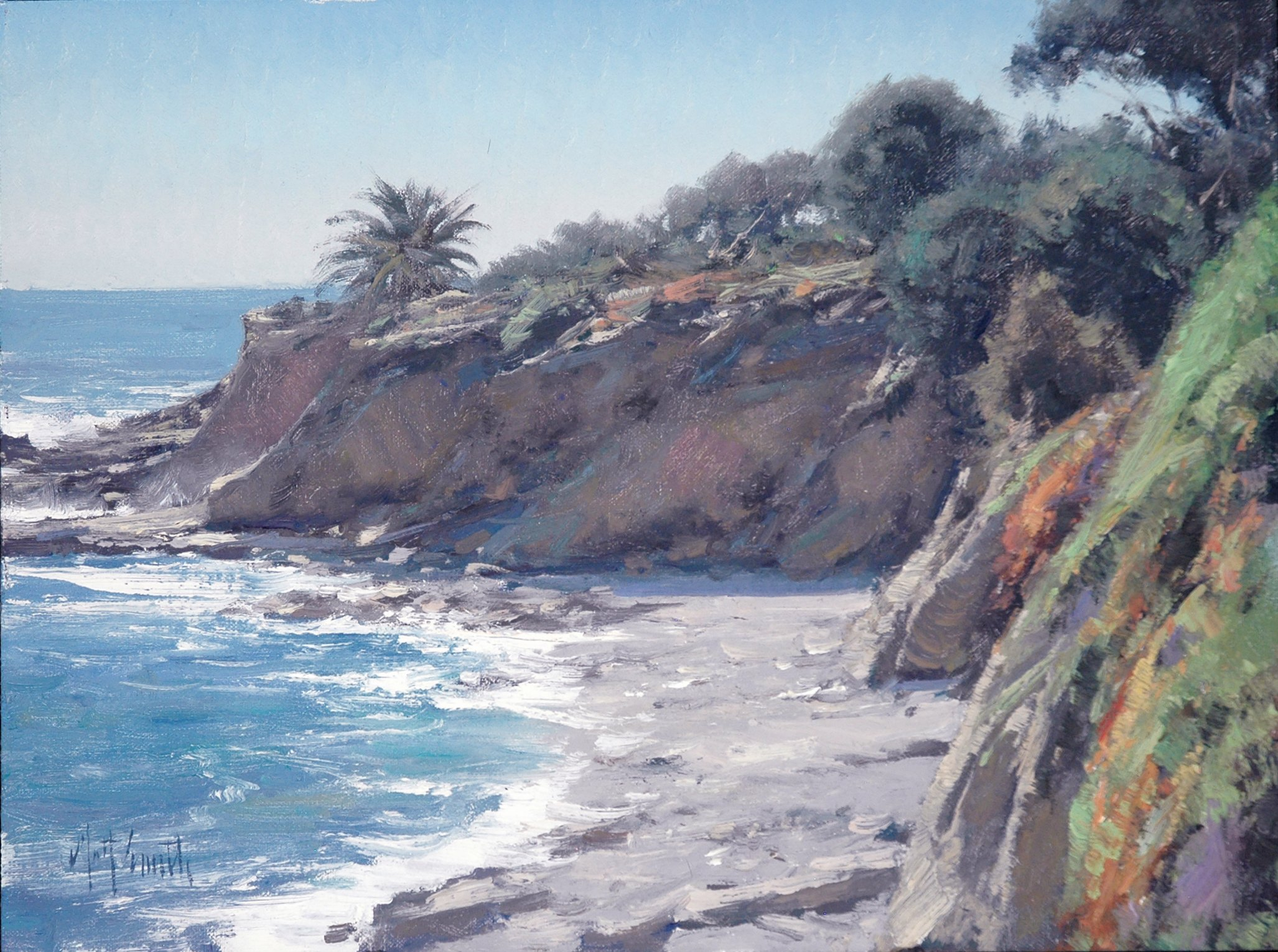 Laguna Plein Air Invitational Artist Matt Smith
