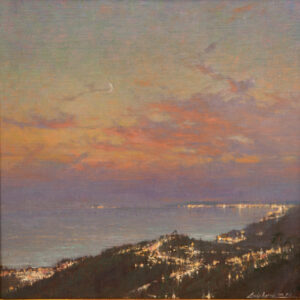 Laguna Plein Air Best in Show award winner Transitions by Cindy Baron