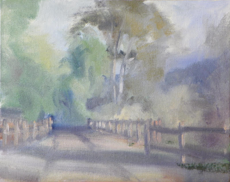 Laguna Plein Air Artist Curtis Green