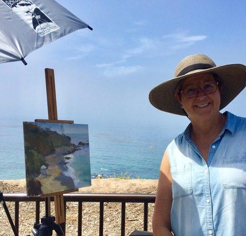 LPAPA Artist Member Janine Salzman