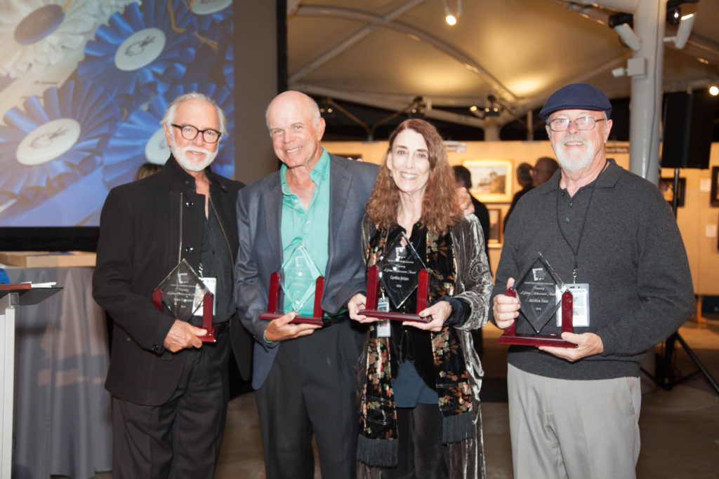 Laguna Plein Air Invitational Lifetime Achievement Founding Members