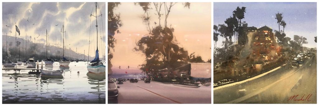 Laguna Plein Air Collectors Choice Award Daniel Marshall
