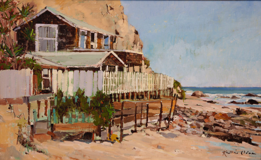 Laguna Plein Air Invitational Awards Beachside Awesomeness by Kathie Odom