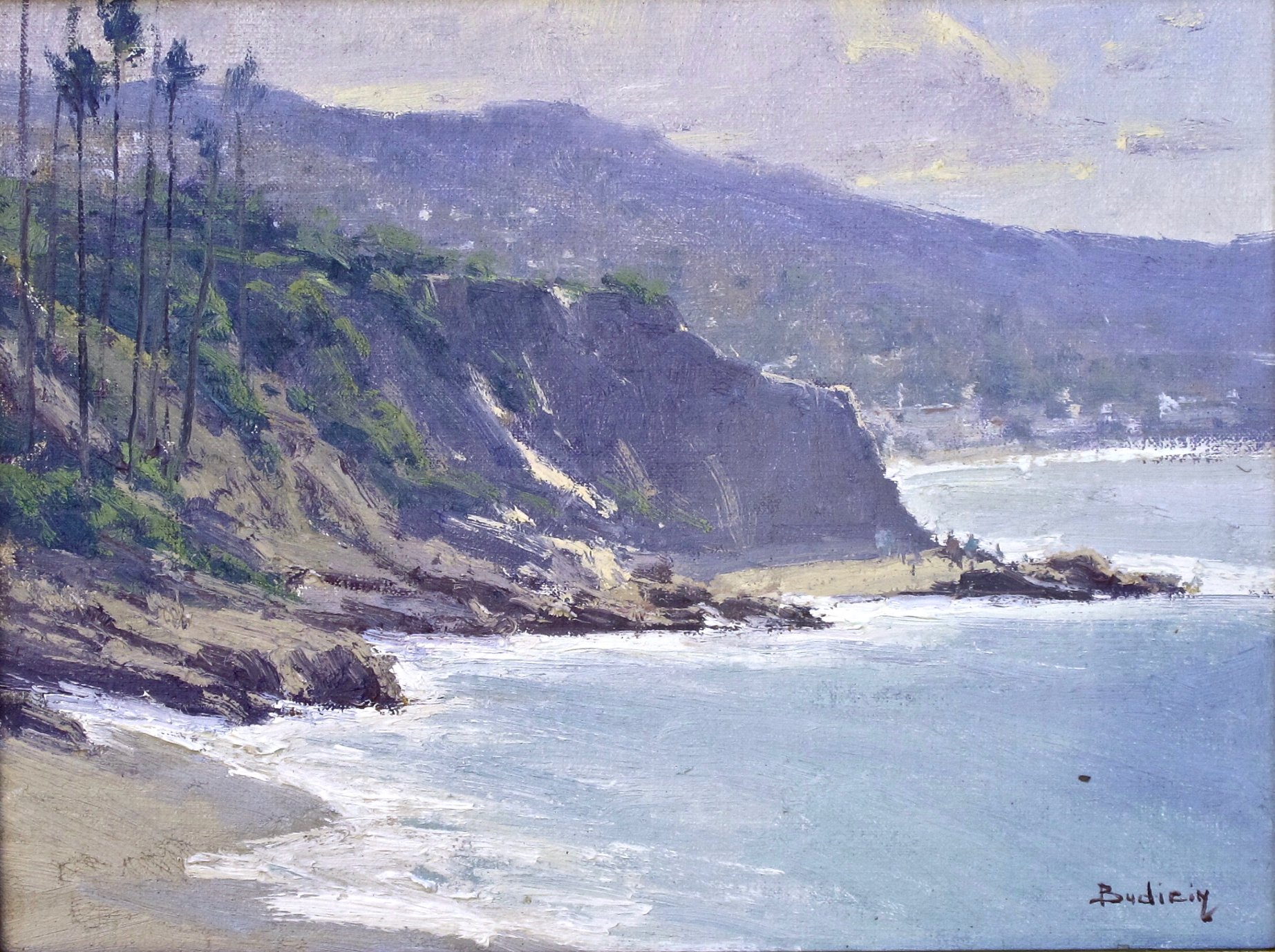 Laguna Plein Air Invitational Awards John Budicin