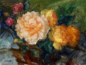 Joe Anna Arnett Painting Workshop: January 26, 2019
