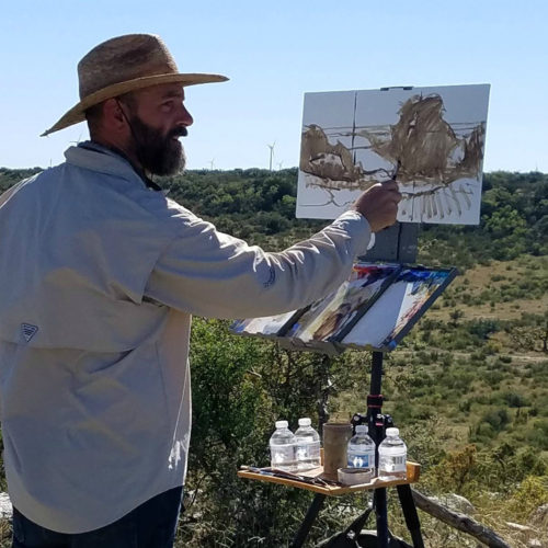 LPAPA Signature Artist David Boyd Jr.