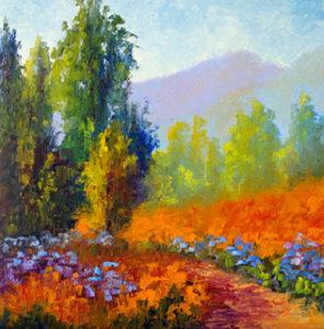 LPAPA Artist Terry Chacon