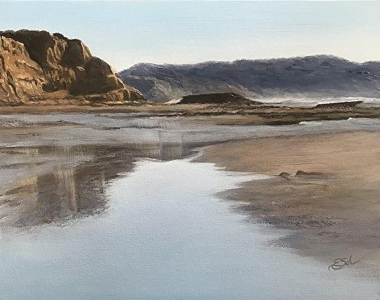 Laguna Plein Air Artist Ellen Schauer