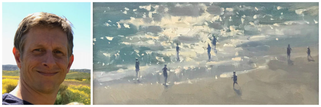 Laguna Plein Air Signature Artist Jesse Powell