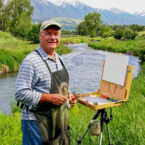 LPAPA Signature Artist Ned Mueller