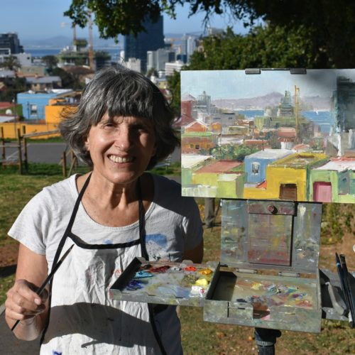 LPAPA Artist Frances Pampeyan