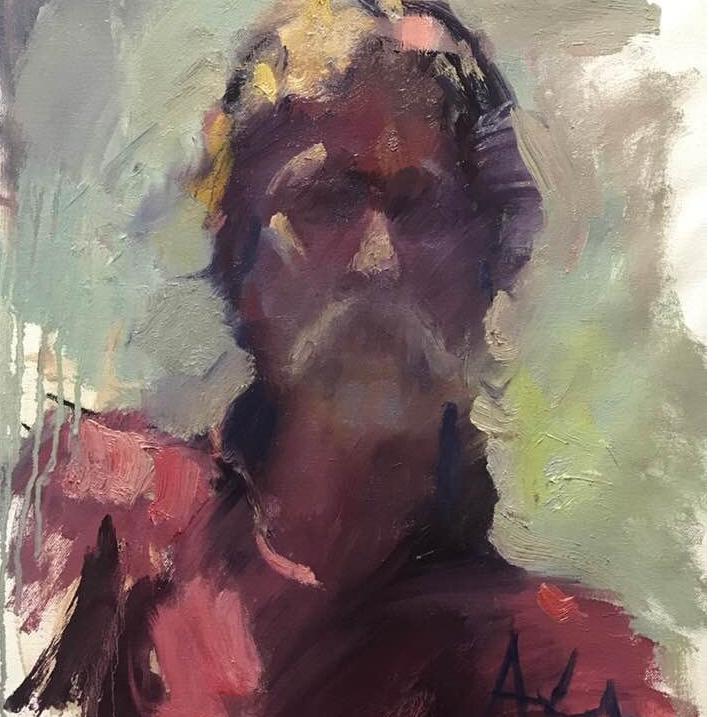 LPAPA Artist Bernie Anderson