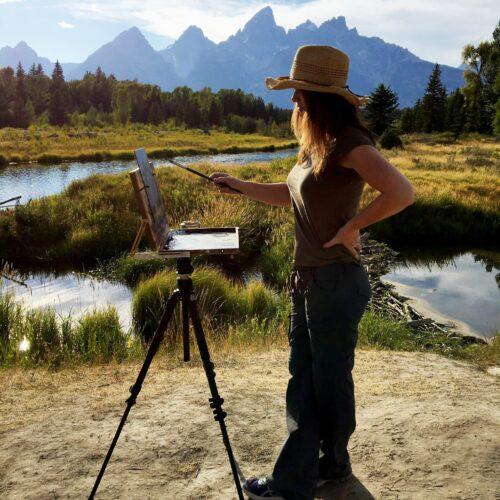 LPAPA Signature Artist Jane Hunt