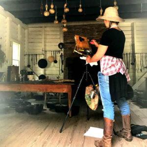 Laguna Plein Air Invitational Artist Aimee Erickson