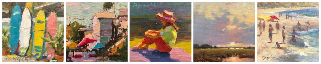 Laguna Plein Air Miniature Auction