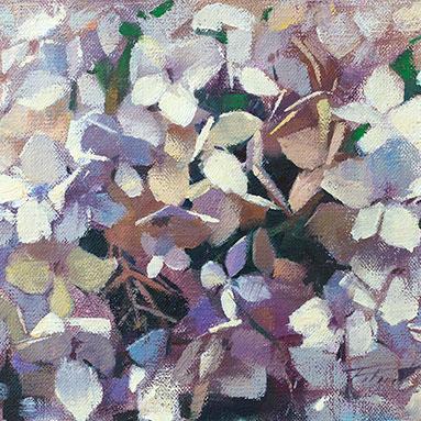 Patrick Saunders Painting Workshop