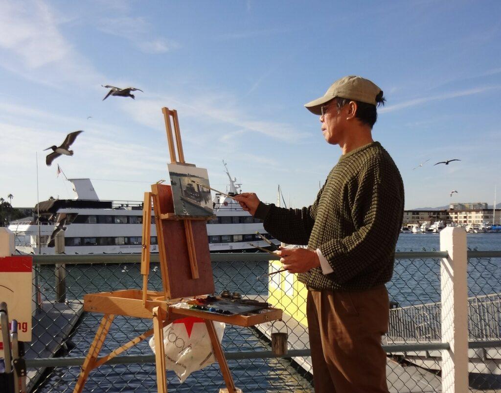LPAPA Signature Artist W. Jason Situ