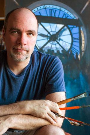 LPAPA Signature Artist Patrick Saunders