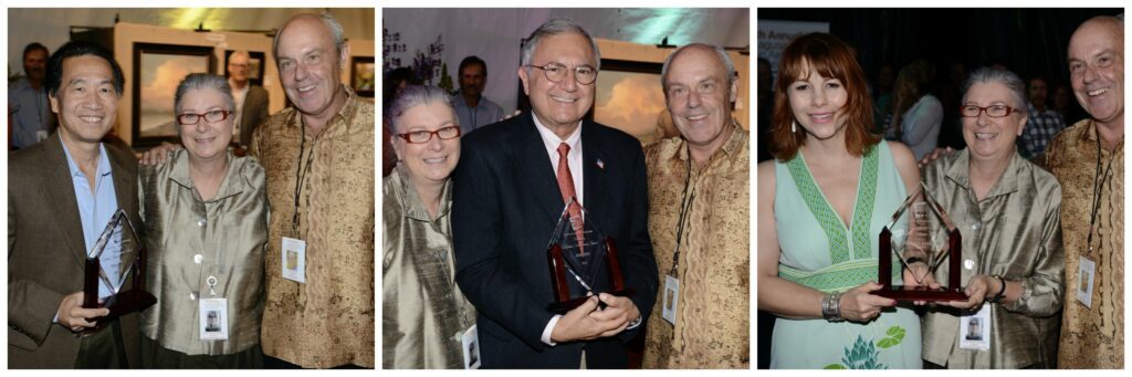 2013 Laguna Plein Air Lifetime Awards