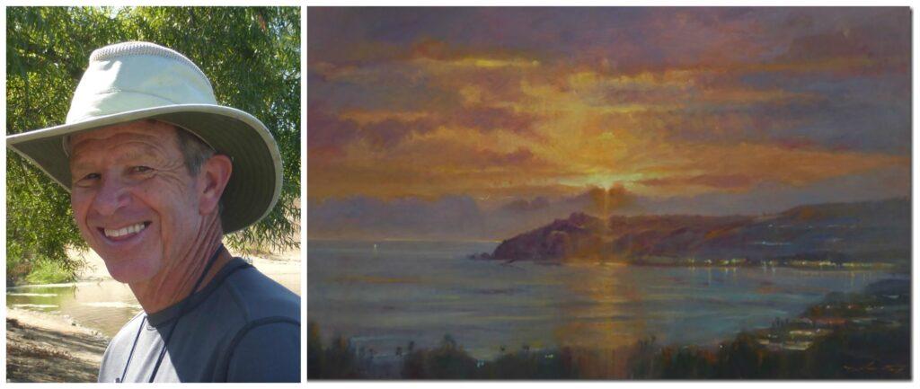 Laguna Plein Air Invitational Artist Rick Delanty