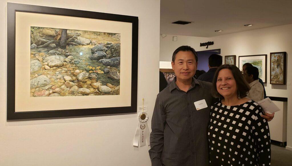 LPAPA Artist Jason Li