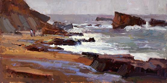 Jim Wodark Painting Workshop
