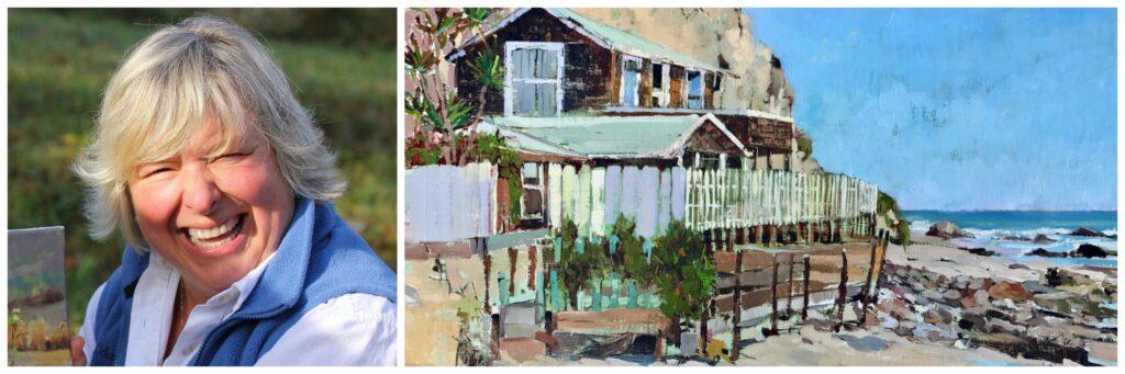 Laguna Plein Air Invitational Artist Kathie Odom