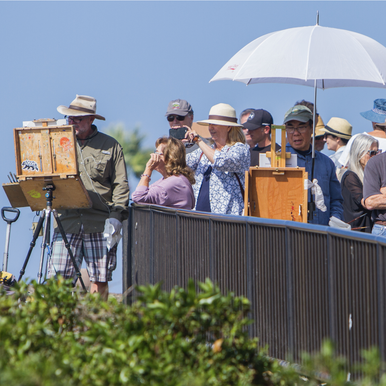 Laguna Plein Air Invitational Quick Draw
