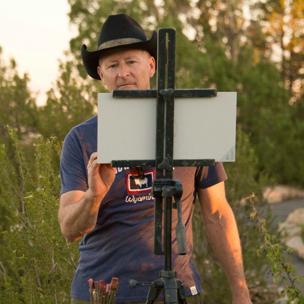 Laguna Plein Air Invitational Artist Jim Wodark