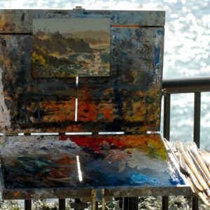 Friday October 11th: Outdoor Painting Demos