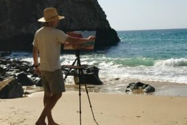 LPAPA Plein Air Painter Zufar Bikbov