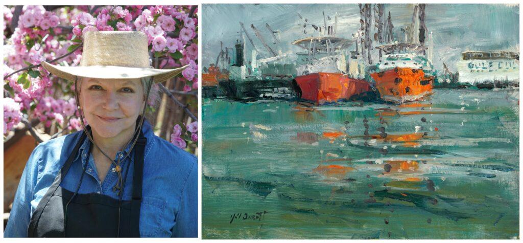 LPAPA Signature Artist Joe Anna Arnett