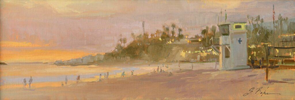 Last Light by Suzie Baker