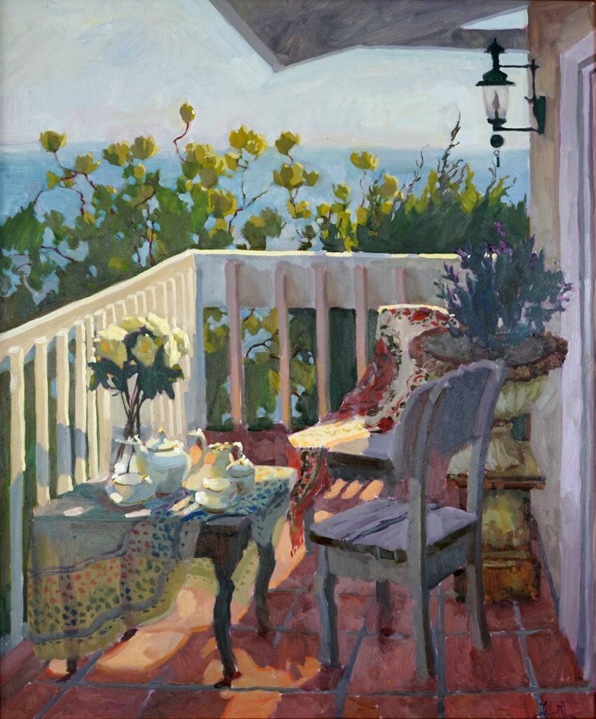 Break in the Afternoon by Jennifer Diehl
