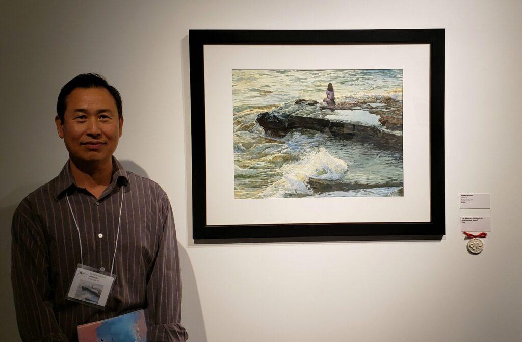 LPAPA Artist Member Jason Li Awarded