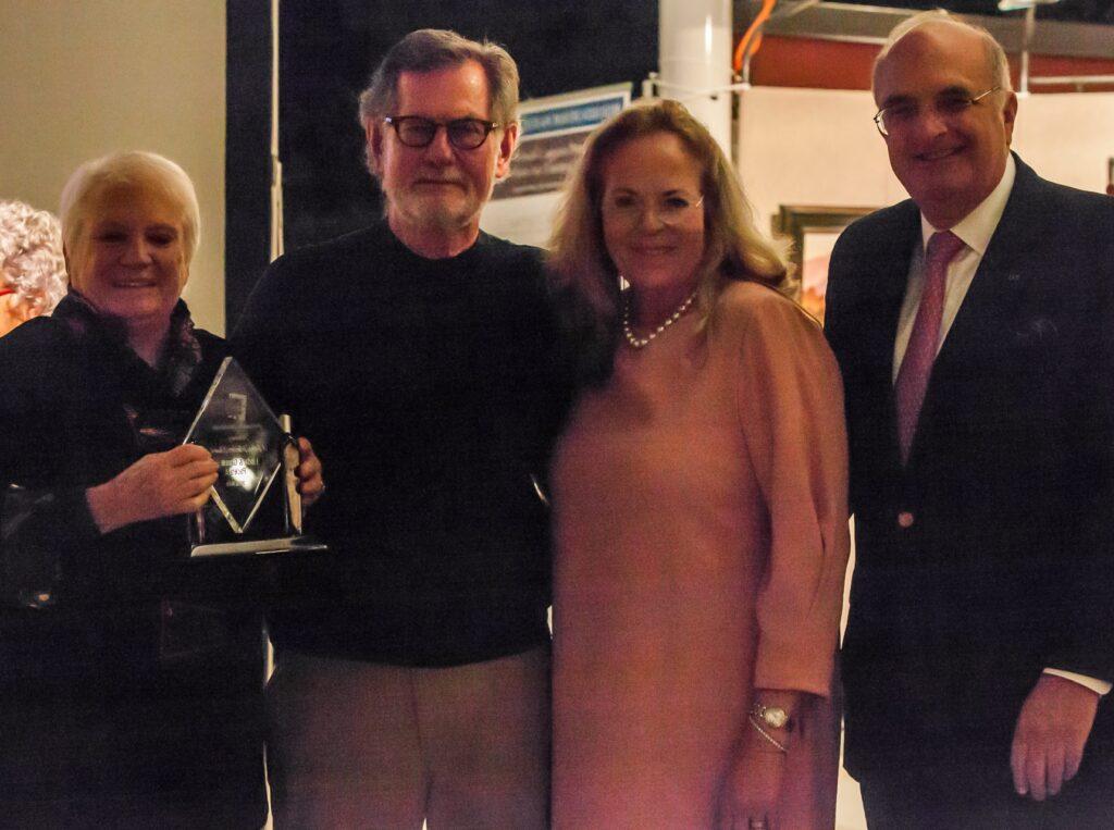 2019 Lifetime Member Award Recipients Linda & Garrett Pack
