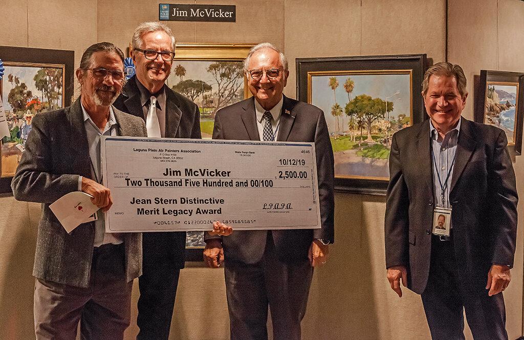Jim McVicker - Distinctive Merit Legacy Award