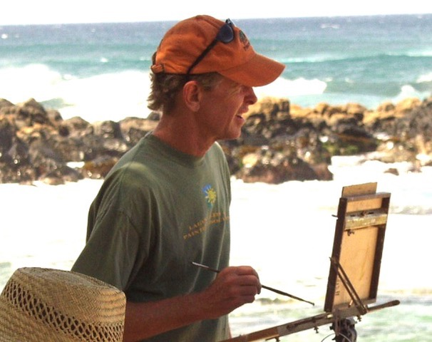 LPAPA Artist Member Pierre Bouret